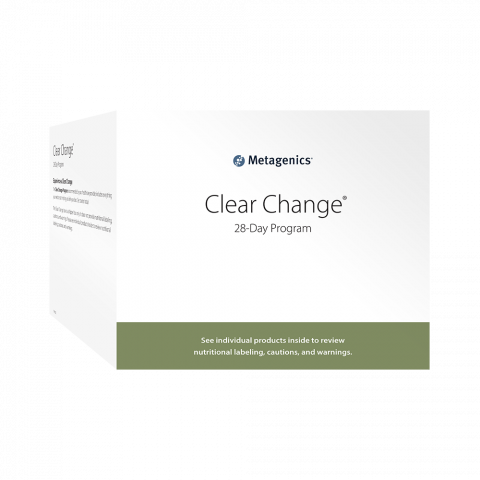 Clear Change® 28 Day Program with UltraClear® RENEW